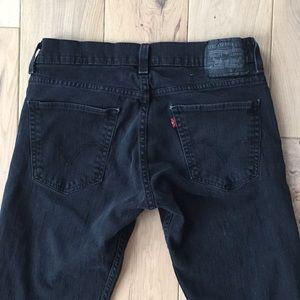 Black Levi's Pants 511 W32 x L34